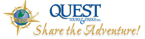 Quest Tours & Trek Inc. Website